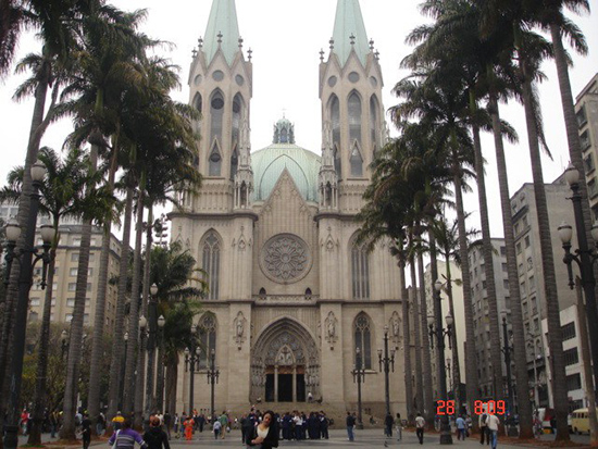 Projeto São Paulo Igrejas