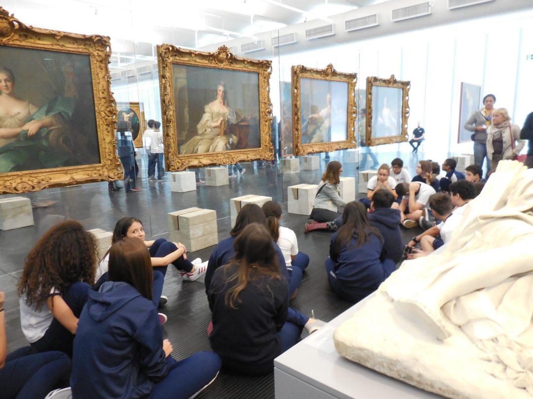 Museu de Arte de São Paulo Assis Chateaubriand – MASP