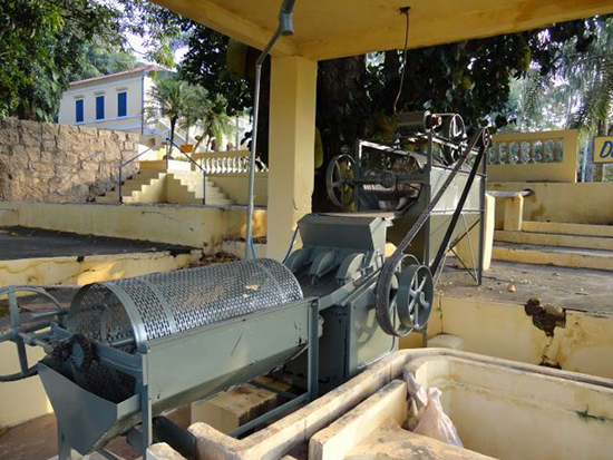 Projeto Explorando o Café – Fazenda Nossa Senhora da Conceição