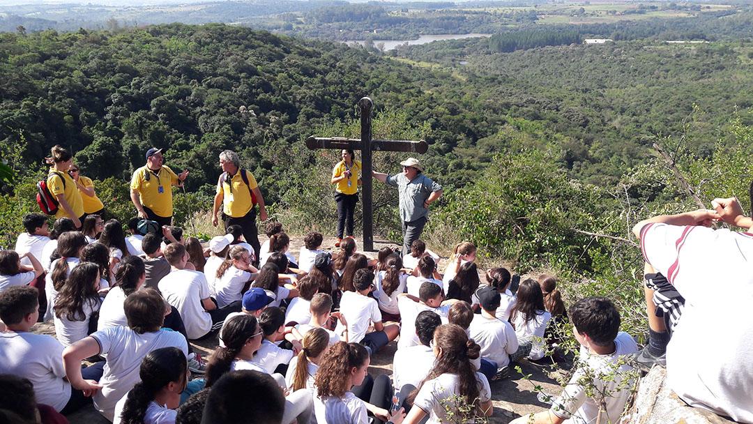 Colégio João XXIII – Projeto Flona de Ipanema (Floresta Nacional de Ipanema)