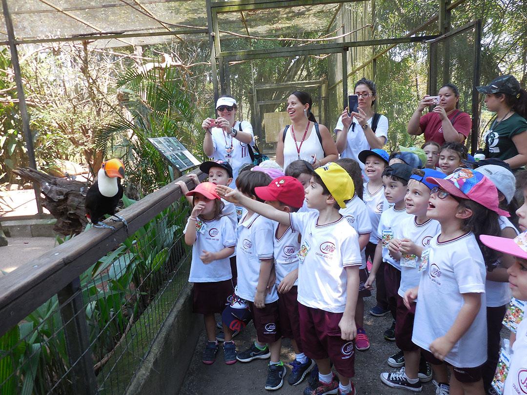 Colégio João XXIII – Zooparque de Itatiba