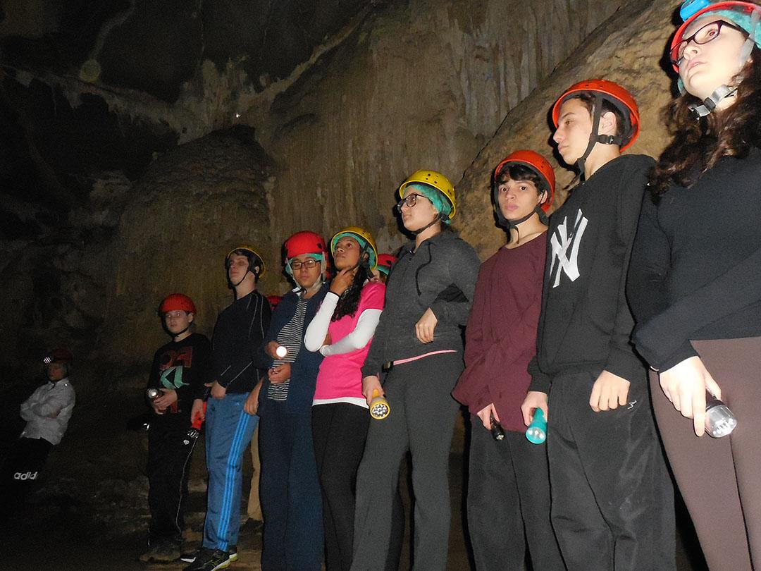 Colégio Magister – Projeto Cavernas – parte 2