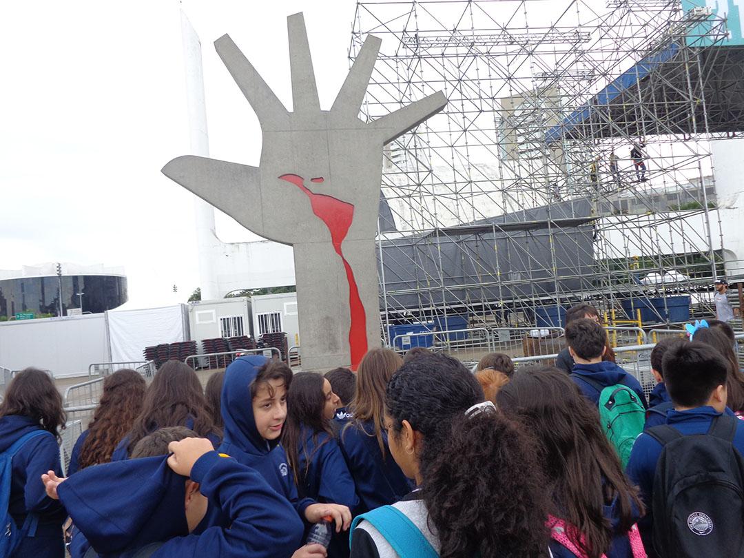 Escola São Teodoro de Nossa Senhora de Sion –  Projeto Memorial da América Latina