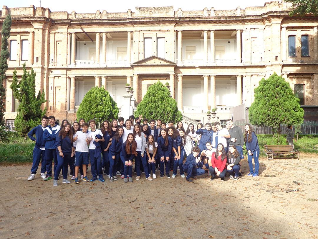 Escola São Teodoro de Nossa Senhora de Sion –  Projeto Pinacoteca