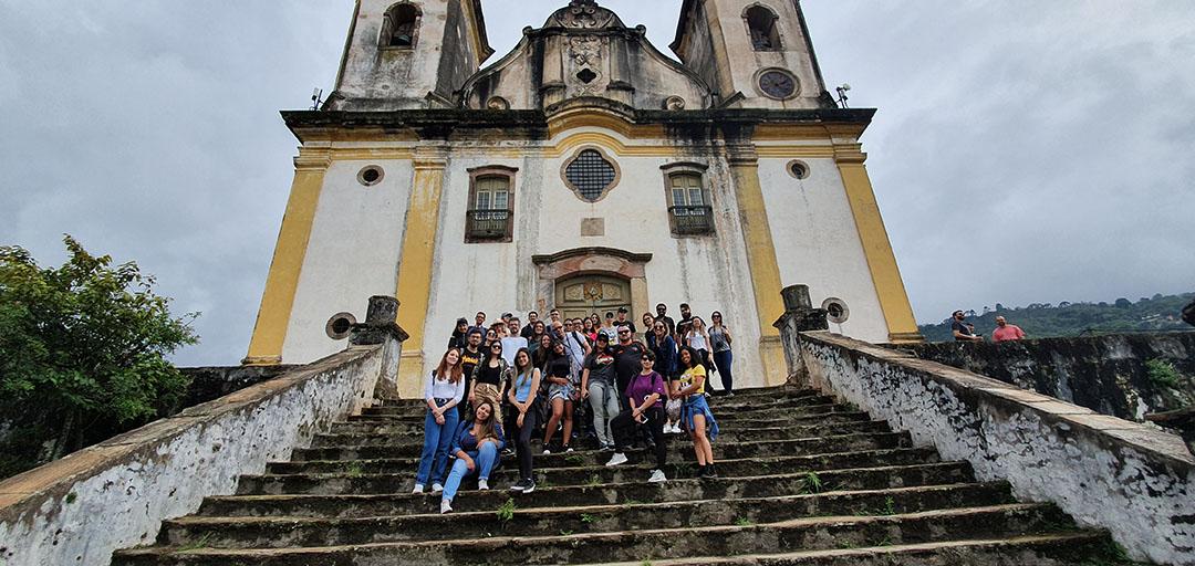 ENIAC Centro Universitário – Projeto Minas Gerais Cultural – parte 2
