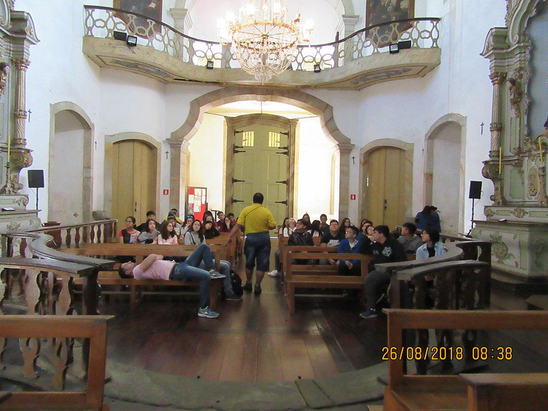 Exatus Colégio e Vestibulares – Projeto Minas Gerais Cultural – parte 02