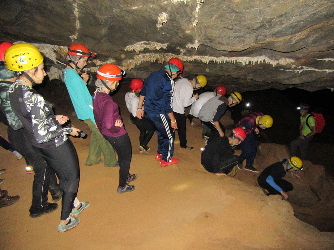 Colégio Magister– Projeto Cavernas – parte 3
