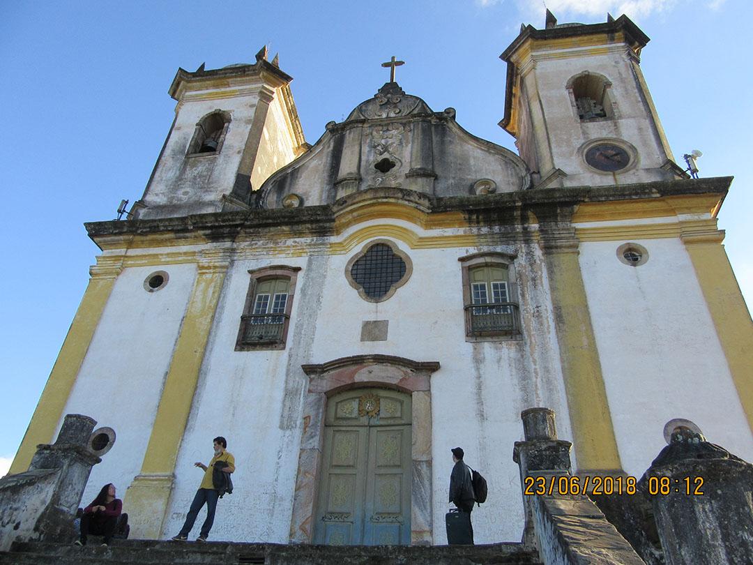 Escola São Teodoro de Nossa Senhora de Sion – Projeto Minas Gerais Cultural – parte 01